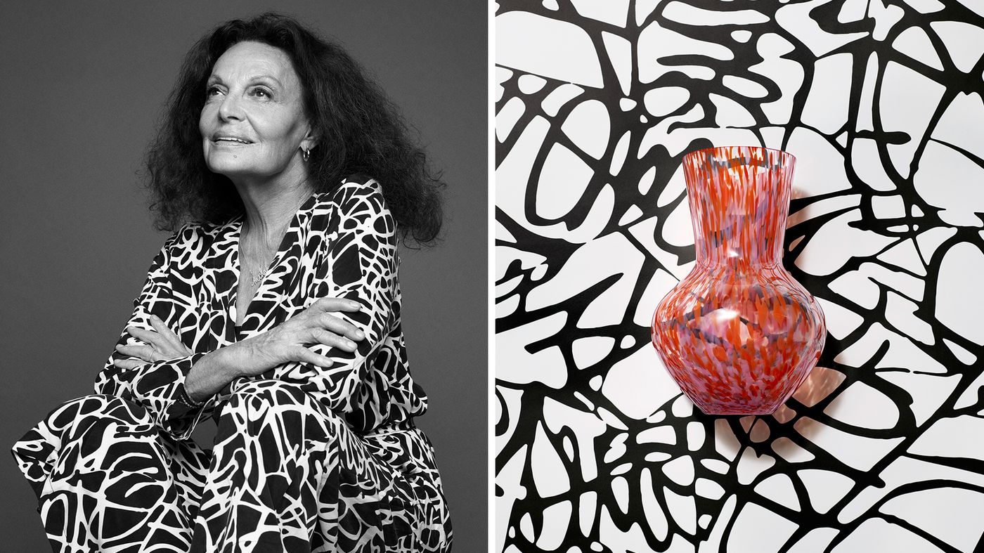 H&M Home x DVF 2021 Home Collection