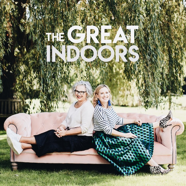 The Great Indoors Podcast featuring Kate Watson Smyth and Sophie Robinson